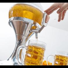 Hűthető otthoni sörcsapoló (InnovaGoods)