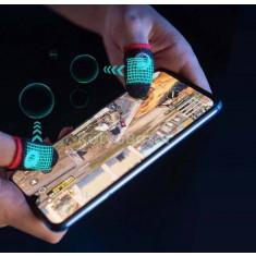 Gamer control kesztyű, Csúszás és izzadságmentes ujj kesztyű