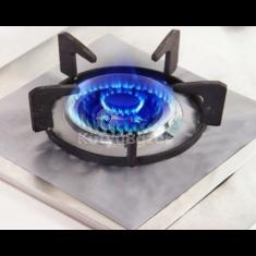 Többször használható 4db alumínium gázsütő fólia/protektor