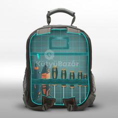 Multifunkciós szerszám hordozó hátizsák
