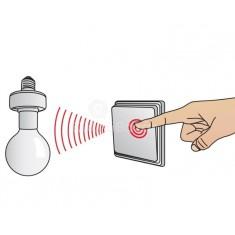Vezeték nélküli villanykapcsoló