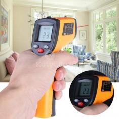 Digitális lézeres infra hőmérő