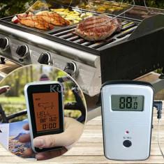 Vezeték nélküli digitális étel hőmérő