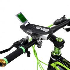 Multifunkciós kerékpáros sebességmérő