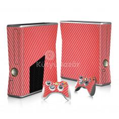 Carbon matrica XBOX 360 Slim