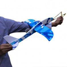 Csúzlival kilőhető szivacs repülő modell