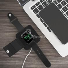 Apple Watch töltő és kábelrendező