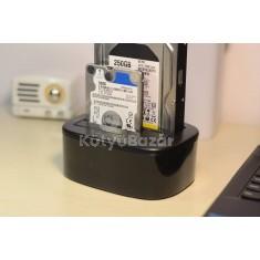 USB 3.0 nagysebességű HDD SSD merevlemez meghajtó dokkoló állomás