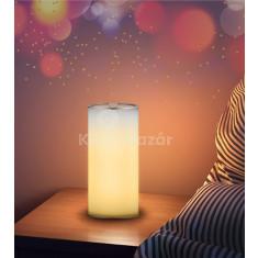 Zene/Érintésvezérelt kompakt LED lámpa