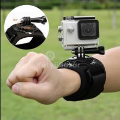 360°-os forgatható csuklópánt akciókamerákhoz