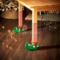 Karácsonyi Asztal - és Székláb Huzat