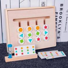 Logikai fejlesztő oktató játék gyerekeknek