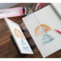 Rajzolást segítő vetítő gyermekeknek