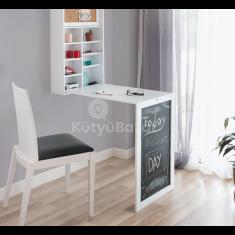 Összecsukható Fali Íróasztal (InnovaGoods)