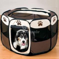 Hordozható kutya kennel