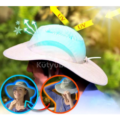 Mágikus Fejfrissítő kalap