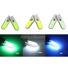 10 db-os autós LED izzó