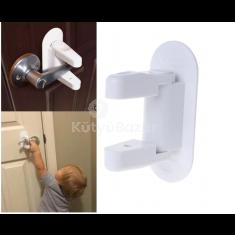 Tipegő biztos ajtózár
