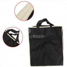 Utazó cipőtároló táska Fekete