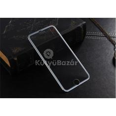 3D kijelző védő fólia erősített oldaléllel iPhone 6/6S/6Plus/6SPlus telefonokhoz iPhone 6Plus/6SPlus
