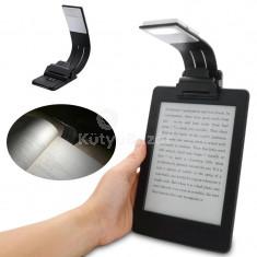 Olvasólámpa könyvekhez és e-bookokhoz