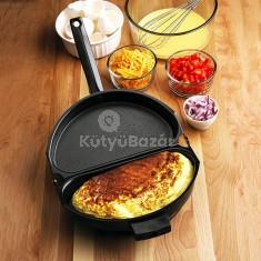 Összecsukható omlett sütő