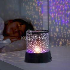 Csillagos égbolt LED hangulatlámpa