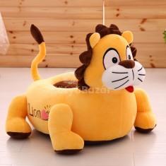 Plüss oroszlán fotel