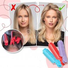 Volumennövelő hajcsipesz