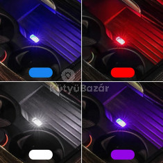 Mini autós LED fény