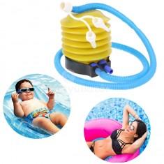 Lábpumpa strandoláshoz úszógumi strandlabda strandmatrac stb felfújásához