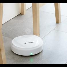 InnovaGoods Rovac 1000 intelligens robotporszívó, fehér szín