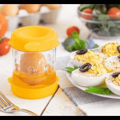 Főtt tojás hámozó (InnovaGoods)
