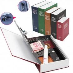 Könyv széf, Könyv kialakítású biztonsági doboz
