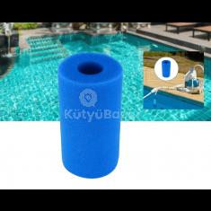 Intex A típusú medence szűrő szivacs