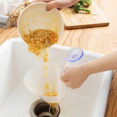 Szűrő, csepegtető konyhába (összecsukható)