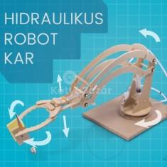 Hidraulikus robot kar