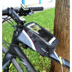 Kerékpár telefontartó tok mobil tartó roswheel