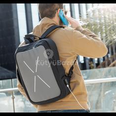 InnovaGoods -2 az 1-ben lopásgátló hátizsák