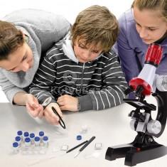 LED mikroszkóp szett gyerekeknek