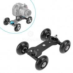 Mini kamera dolly, kamera stabilizátor