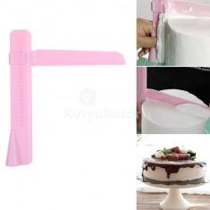 Dupla torta/fondant simító