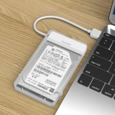 """2,5"""" méretű merevlemez borítás USB 3.0"""
