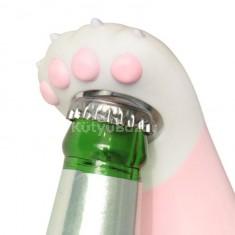 Macskamancs üvegnyitó