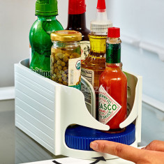 Forgatható konyhai tároló