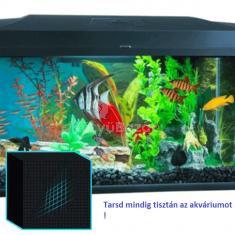 Akvárium szűrő és tisztító kocka