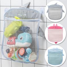 Fürdőszoba tároló játékoknak