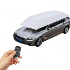 Távvezérelhető autós esernyő/napernyő