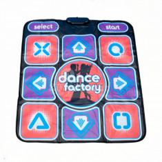 Dance Factory TV-re és PC-re csatlakoztatható táncszőnyeg