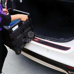 Lökhárítóvédő csomagtérhez, Univerzális hátsó lökhárítóvédő